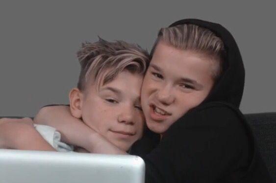 Mac & Tinus!