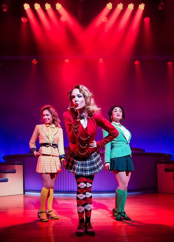 Mean Girls Musical Barret Wallpaper 29 Best Heathers Costumes Images On Pinterest Heathers