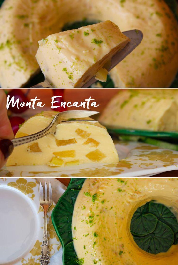 Gelado de Abacaxi é uma sobremesa do tempo da minha avó, que faz bastante sucesso no Monta Encanta. Todo mundo fez, aprovou e pediu biz. Por isso, achamos que caberia …