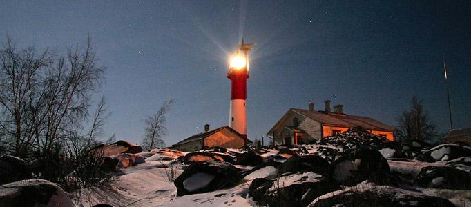 Lighthouse in Kokkola, a fantastic west coast town in Finland! photo © Kokkolan Matkailu Oy | www.visitkokkola.fi