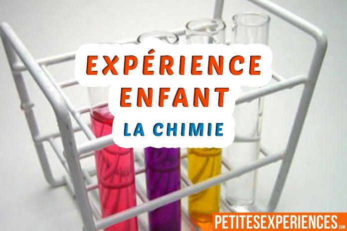 Une expérience de chimie incroyable sur les acides et les bases pour enfants. Fabriquer un liquide chimique qui change de couleurs naturellement.