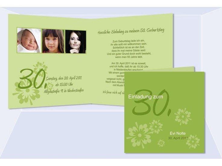 Einladung 18 Geburtstag Selber Basteln | EINLADUNGEN GEBURTSTAG | Pinterest