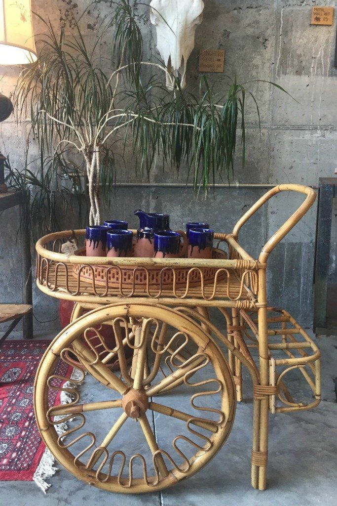 vintage boho furniture dress your casa for spring eclectic decor