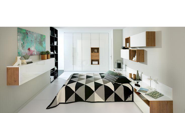 meuble suspendu pour chambre jakarta un rangement pour le s jour ou la salle manger. Black Bedroom Furniture Sets. Home Design Ideas