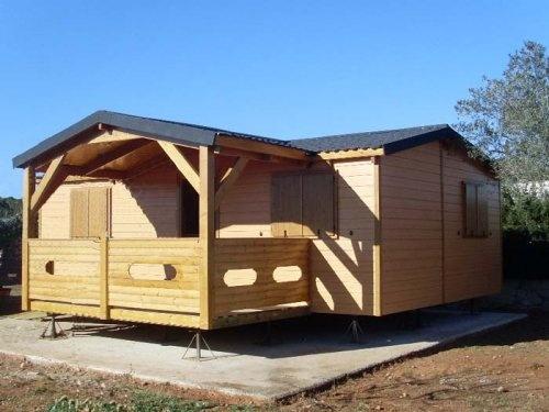 Casas carbonell venta de casas de madera econ micas en for Casas de madera madrid