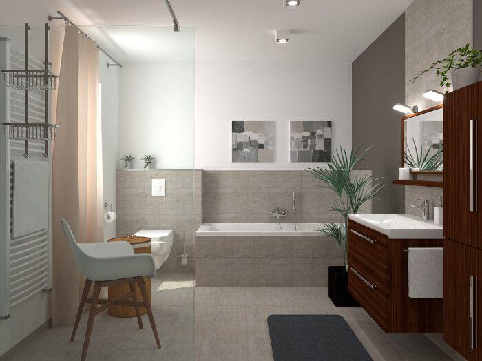Badplaner Jetzt Badezimmer Planen Mit Obi In 2020 Badezimmer Planen Bader Ideen Helle Badezimmer