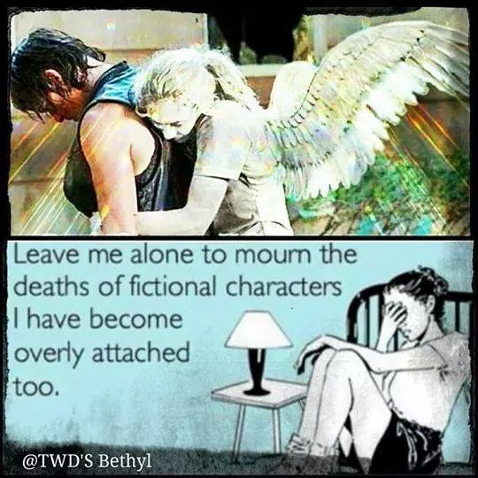 """""""Just tired of losing people."""" Daryl & Beth She's just gone. twd. Bethyl. Daryl Dixon. Beth Greene. The Walking Dead,"""