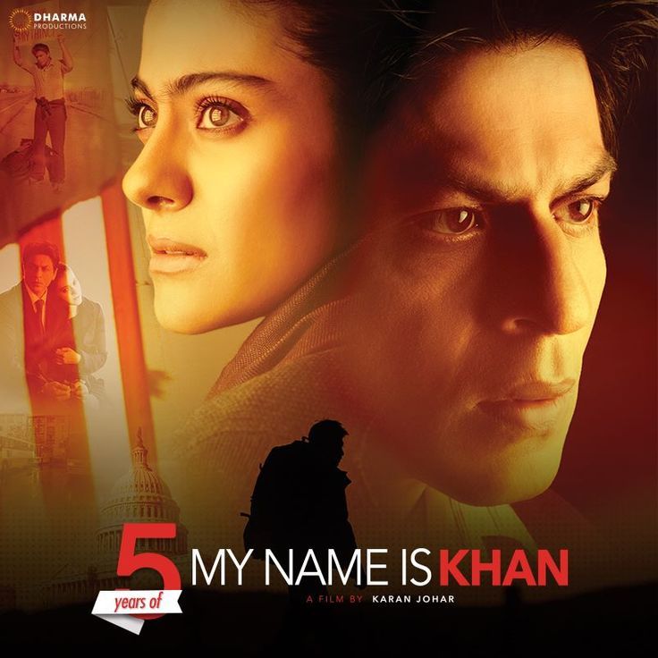 Celebrating 5 years of My Name Is Khan!