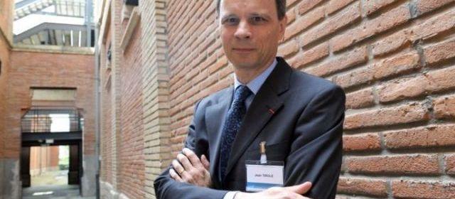 Archives. Le directeur de l'école d'économie de Toulouse Jean Tirole a reçu le prix Nobel d'économie.