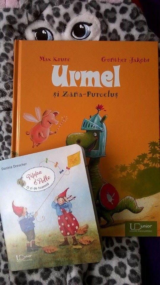 Pippa, Pelle si Urmel [Book review]