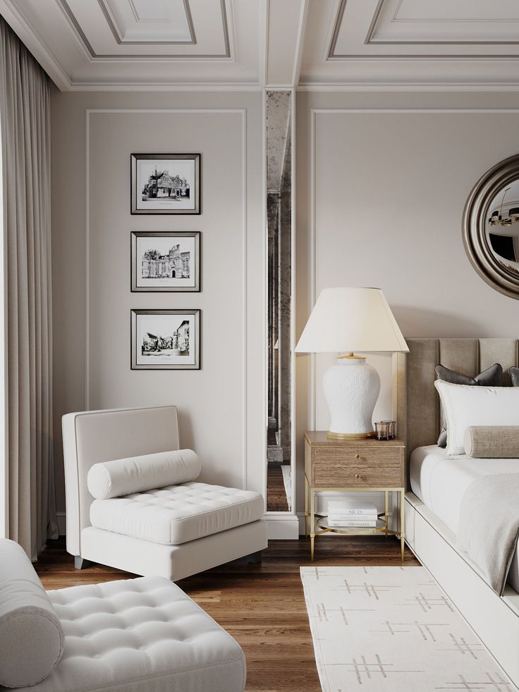 Jun 2, 2020 – Classic Bedroom Design#bedroom #classic #design
