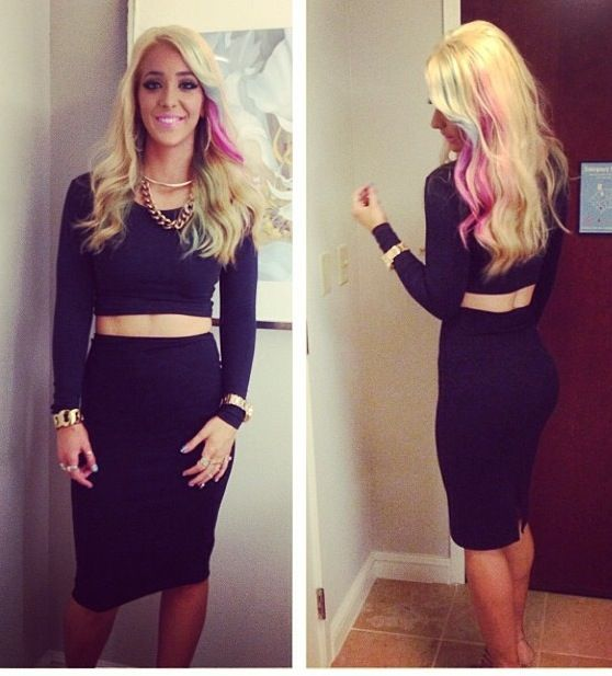 I will be getting an outfit like this, I love it.