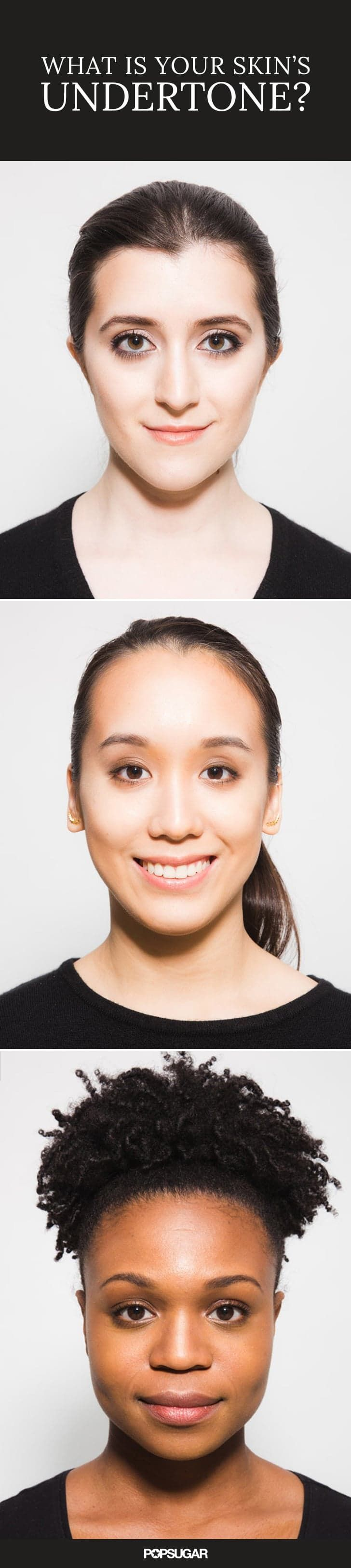 how to find your undertone for foundation