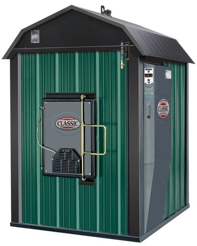CLASSIC | Outdoor Wood Furnace | The Central Boiler Classic is the outdoor wood furnace that set the standard for quality and revolutionized the industry; it is the perfect choice for heating your business, shop, barn and more.