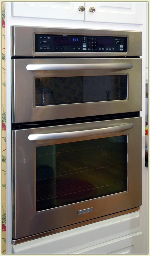 Convection Oven Microwave Combination