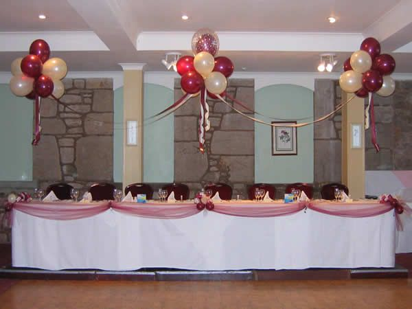 Best images about top table balloons on pinterest