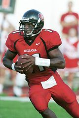 Antwaan Randle El and 6 others inducted in the #IU Athletics Hall of Fame!