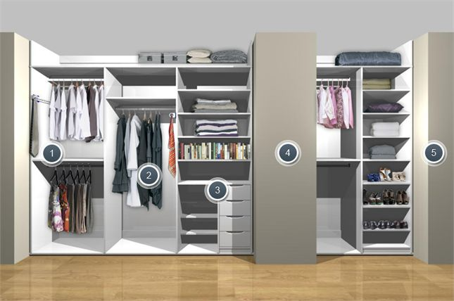 221 best images about ugradbeni ormari on pinterest Best wardrobe storage solutions