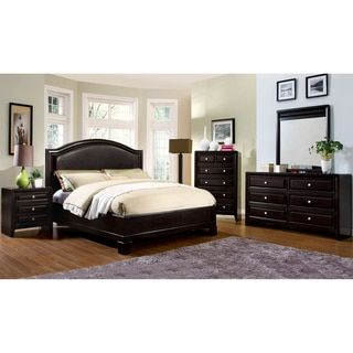 Shop for Furniture of America 4-piece Transitional Style Bedroom Set. Get free delivery at Overstock.com - Your Online Furniture Shop! Get 5% in rewards with Club O!