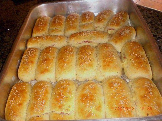 Cozinhando sem Glúten: Pão de leite