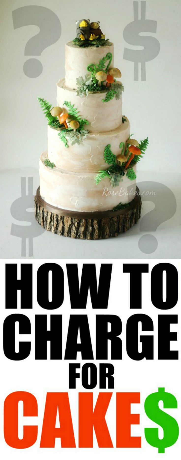 how much to charge for wedding cake 1000 images about cake decorating tutorials and patterns 15535
