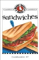 Sandwiches Cookbook (Classic Cookbooklets)  By Gooseberry Patch