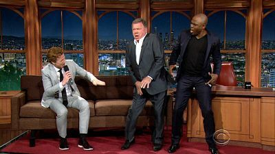 Why I will always love Shatner. And in this video, he taught me how to properly dance while rapping. http://www.cbs.com/shows/late-late-show-guest-hosts/video/vXtQvVDg6fSZaFRshPV8uyEWMl7lwthh/the-late-late-show-klingon-rap/