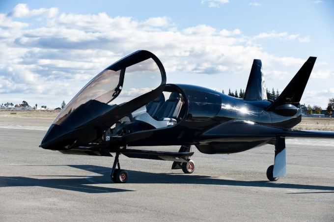 Meet Valkyrie A Super Sleek Aircraft Taking On The Private Plane Industry