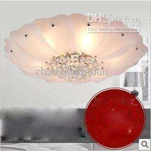 Circular K9 Kristall Kuppel Licht Lampe Von Zeitgenssischen Und Vertraglichem Wohnzimmer Schlafzimmer Restaur