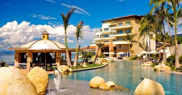 Garza Blanca Preserve Resort & Spa, Puerto Vallarta, Mexico - http://romancejourneys.com/romantic-resorts/mexican-resorts/garza-blanca-preserveresort-spa-puerto-vallarta-mexico/