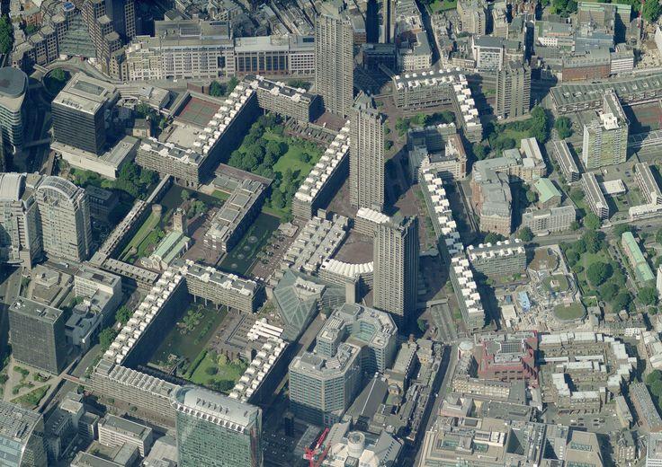barbican estate - Google Search
