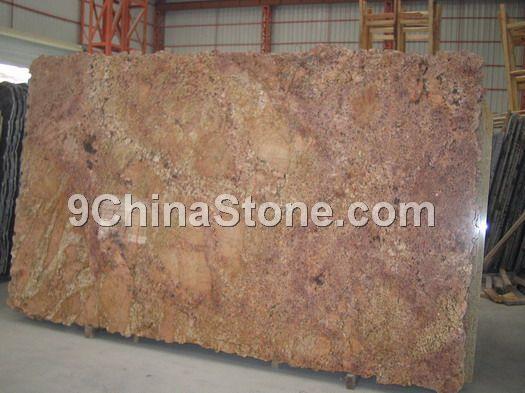 Granite Slabs | Granite Slab Juparana Bordeaux China Slab Gang
