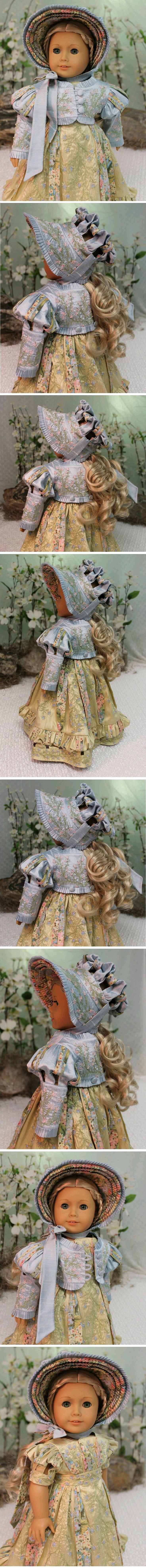 "MHD Designs ""Highbury"" OOAK for American Girl Doll Caroline and Others | eBay"