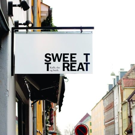 Sweet Treat Signage
