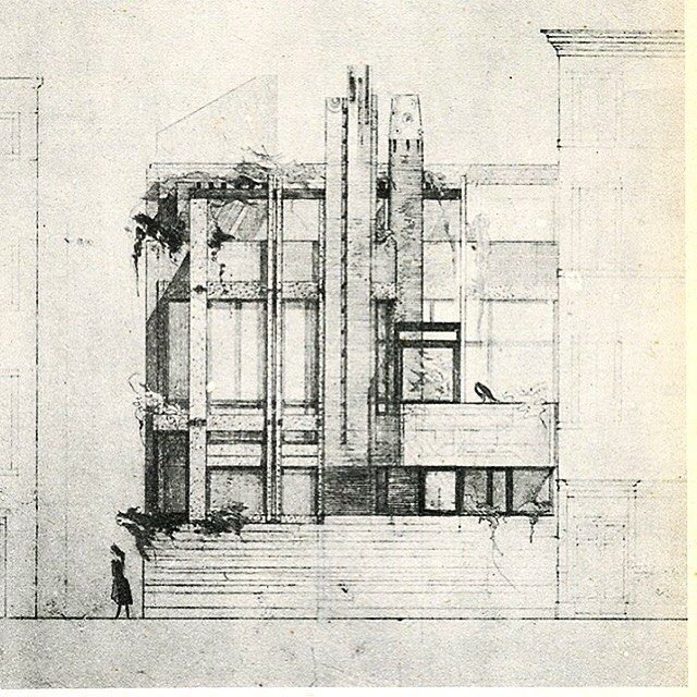Carlo Scarpa http://ift.tt/2i3sG8I #drawing #architecture #design #illustration architecture drawing illustration art sketch