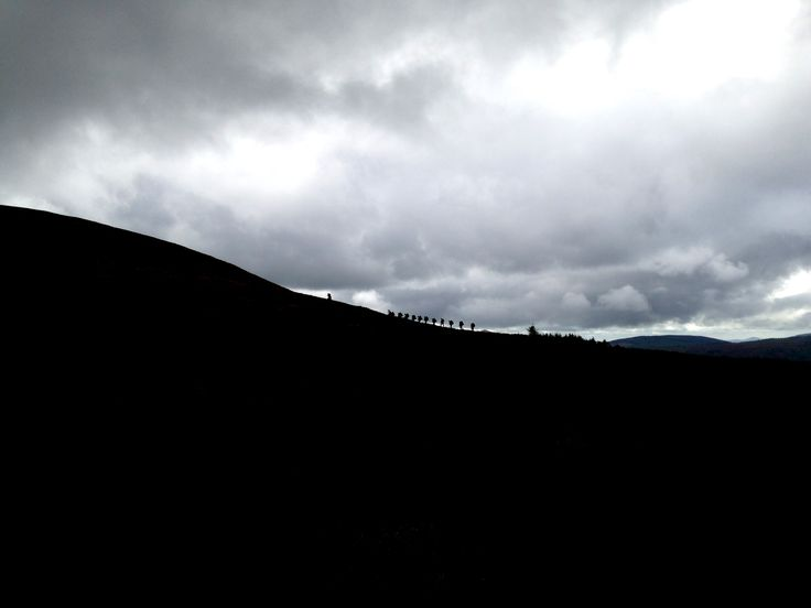 Wicklow Way - Day 2, Glenmalure to Glendalough