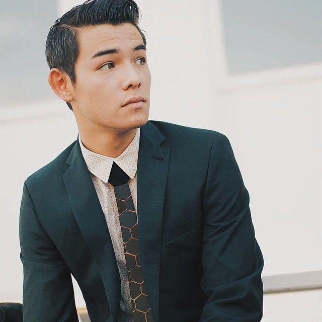 choose this day whom you will serve (ryanpotterswag: Ryan Potter shoot w/ Kyle Wayne...)