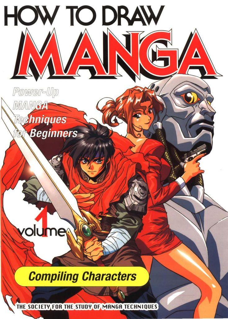 HTDM 1 Compiling Characters Manga drawing, Character