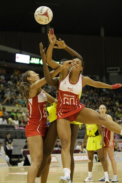 2011 World Netball Championships. Stacey Francis.