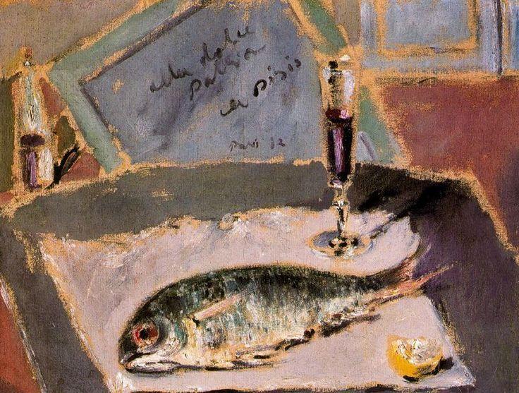 Natura Morta- Alla dolce Patria, 1932, Filippo De Pisis
