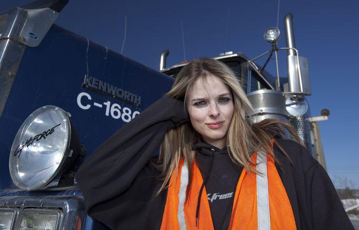 lisa kelly ice road truckers husband - Google Search