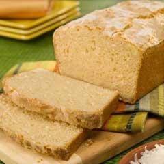 Island-Style Coconut Bread