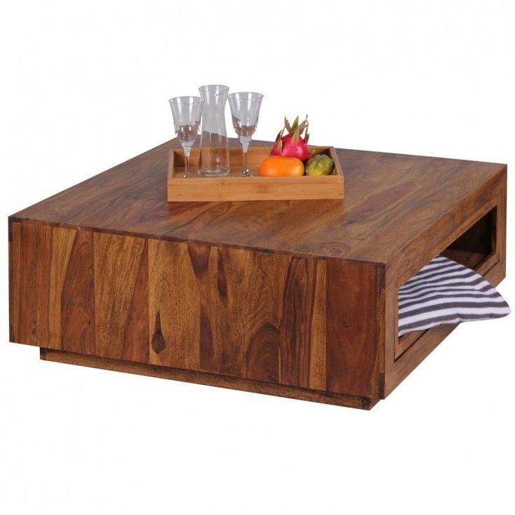 WOHNLING Sheesham Couchtisch Massiv 88 x 88 x 35 cm Massivholz ausziehbar Jetzt bestellen unter: https://moebel.ladendirekt.de/wohnzimmer/tische/couchtische/?uid=6a3a1d31-1ada-50b1-a041-719f34d6b19f&utm_source=pinterest&utm_medium=pin&utm_campaign=boards #möbel #einrichtung #beistelltische #couch #wohnzimmer #couchtische #tische