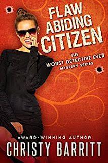 C Jane Read     : Flaw Abiding Citizen by Christy Barritt