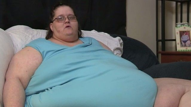 500 pound woman loses weight