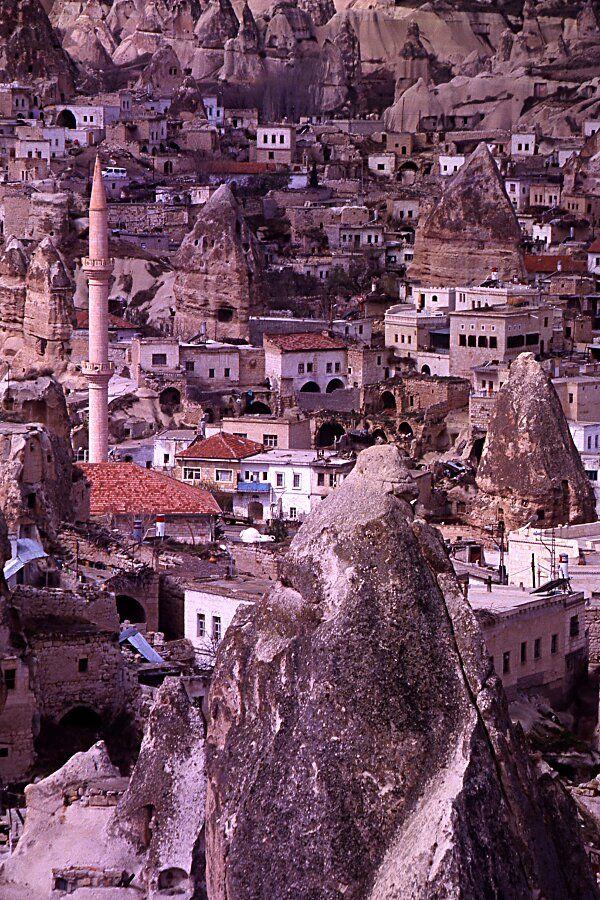 Cappadoce, Goreme