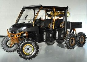 2014 Polaris Polaris Ranger Crew 6x6 in Dallas, Texas