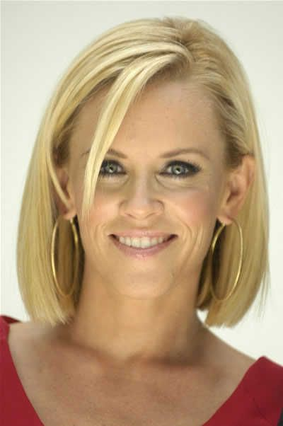 Shoulder Length straight Hairstyles With Bangs | hairstyles bob hairstyles easy to do hairstyles jenny mccarthy ...