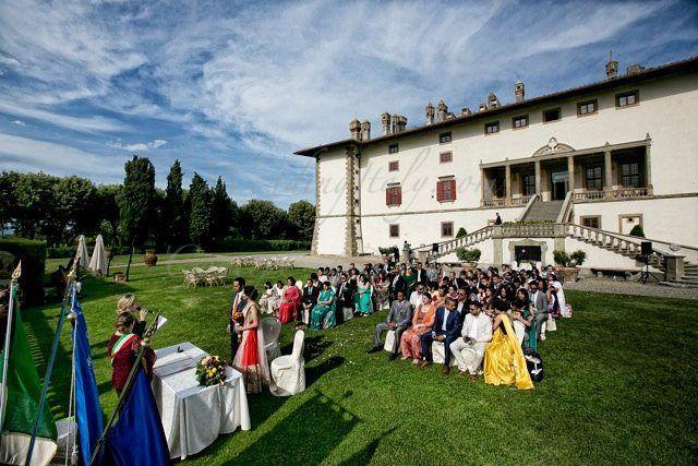 The Indian wedding in Tuscany of Ak & Karan   WeddingItaly   The blog