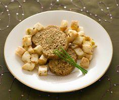 Rotolo di seitan e fagioli azuki con sedano rapa - Tutte le ricette dalla A alla Z - Cucina Naturale - Ricette, Menu, Diete